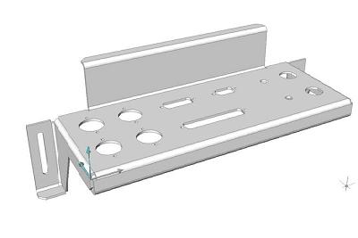 Dashboard Bracket Design
