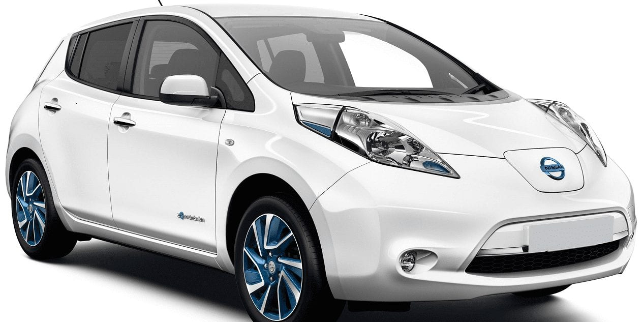 nissan leaf electric vehicles