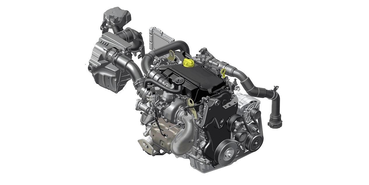 Euro 6 diesel engine